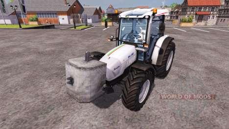 Бетонный противовес для Farming Simulator 2013