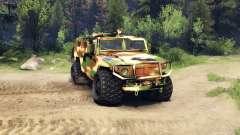 ГАЗ-2975 Тигр camo