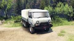 УАЗ-3909 6x6