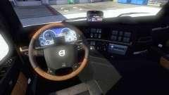 Новый интерьер у Volvo