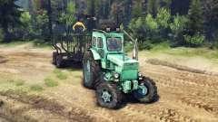 Трактор Т-40АМ v1.1 green