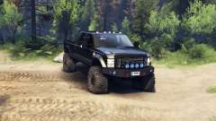 Ford F-350 Super Duty 6.8 2008 v0.1.0 black