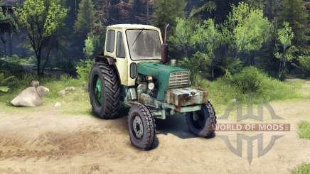 ЮМЗ-6К для Spin Tires