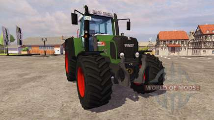 Fendt 820 Vario TMS v2.1 для Farming Simulator 2013