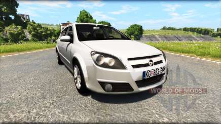 Opel Astra H для BeamNG Drive