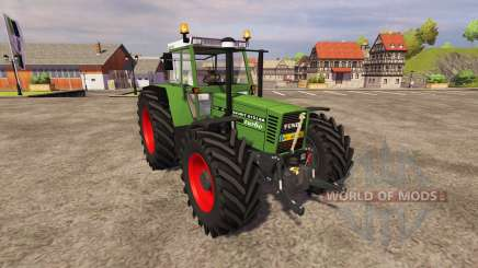 Fendt Favorit 615 LSA 1991 для Farming Simulator 2013