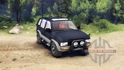 Nissan Terrano I V6-3000 R3 для Spin Tires