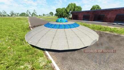 НЛО для BeamNG Drive