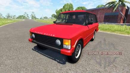 Range Rover Classic для BeamNG Drive