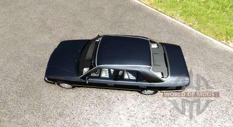 Mercedes-Benz 300E для BeamNG Drive