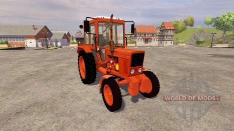 МТЗ 550Е для Farming Simulator 2013
