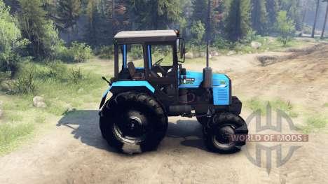 МТЗ 892 Беларус для Spin Tires