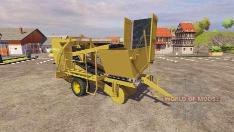 Fortschritt E673 для Farming Simulator 2013