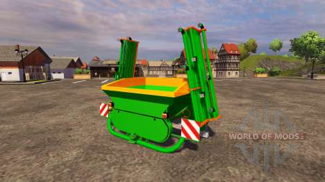Amazone JET для Farming Simulator 2013