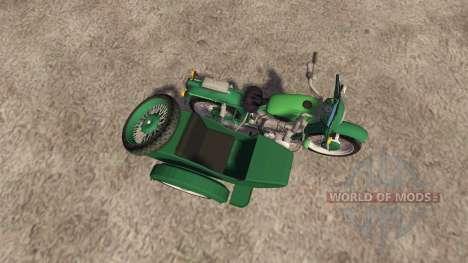 Урал М 67 36 для Farming Simulator 2013