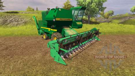 СК 5М 1 Hива ПУН green для Farming Simulator 2013
