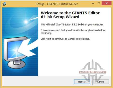 GIANTS Editor v5.5.2 64bit для Farming Simulator 2013