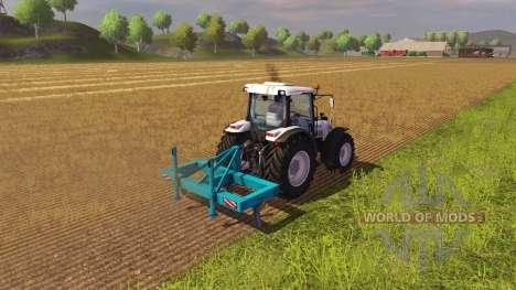 Глубокорыхлитель почвы Deula для Farming Simulator 2013