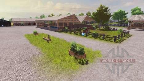 FunkyTown для Farming Simulator 2013