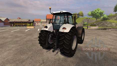 Deutz-Fahr Agrotron X 720 silver для Farming Simulator 2013
