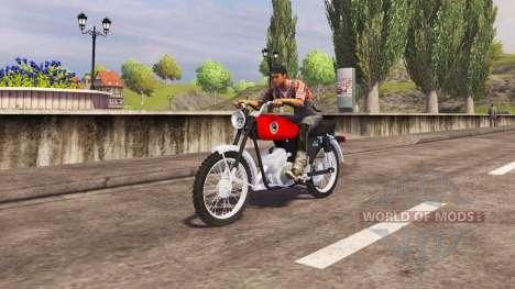 WSK 125 для Farming Simulator 2013