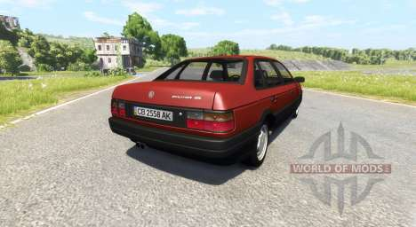Volkswagen Passat B3 v2.0 для BeamNG Drive