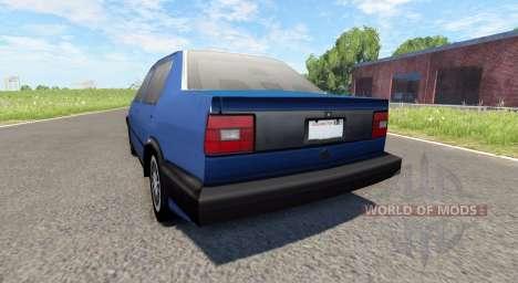 Volkswagen Jetta для BeamNG Drive