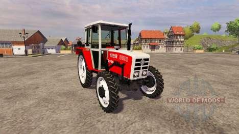 Steyr 8090A Turbo SK1 FL для Farming Simulator 2013