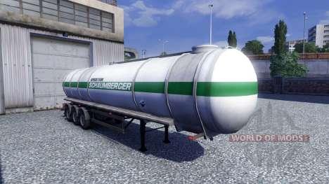 Пак раскрасок для полуприцепов для Euro Truck Simulator 2
