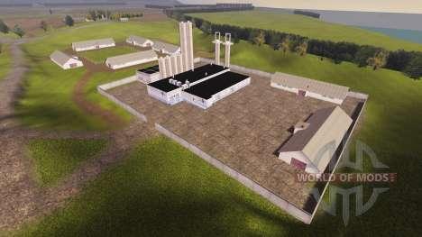 Локация Тарасовка для Farming Simulator 2013