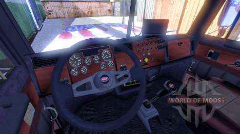 Peterbilt 379 v1.2 Amel для Euro Truck Simulator 2