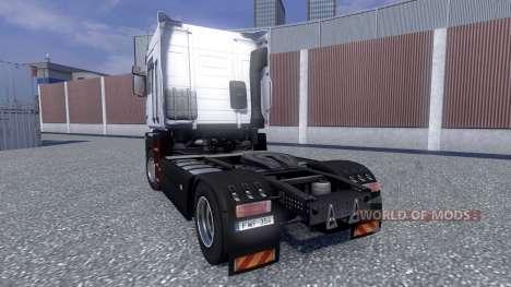 Renault Magnum Legend для Euro Truck Simulator 2
