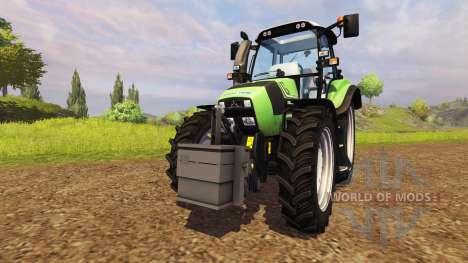 Противовес 900 кг для Farming Simulator 2013