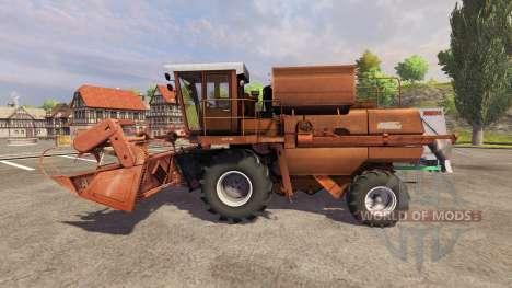 Дон 1500А для Farming Simulator 2013
