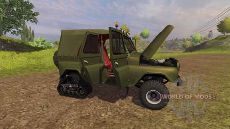 УАЗ 469 для Farming Simulator 2013