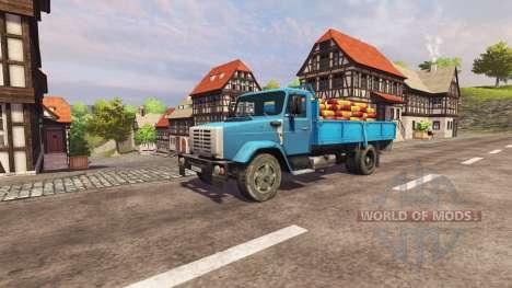 Российский трафик для Farming Simulator 2013