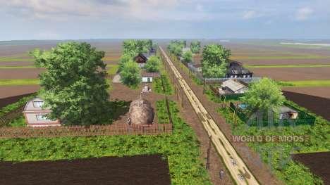 Локация Чернодырие для Farming Simulator 2013
