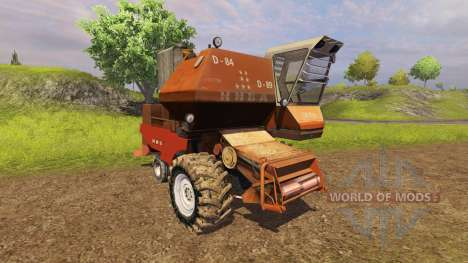 СК 5М 1 Hива ПУН для Farming Simulator 2013