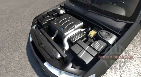 Peugeot 406 для BeamNG Drive