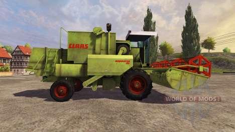 CLAAS Dominator 85 для Farming Simulator 2013