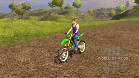 Yamaha для Farming Simulator 2013