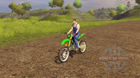 Yamaha для Farming Simulator 2013