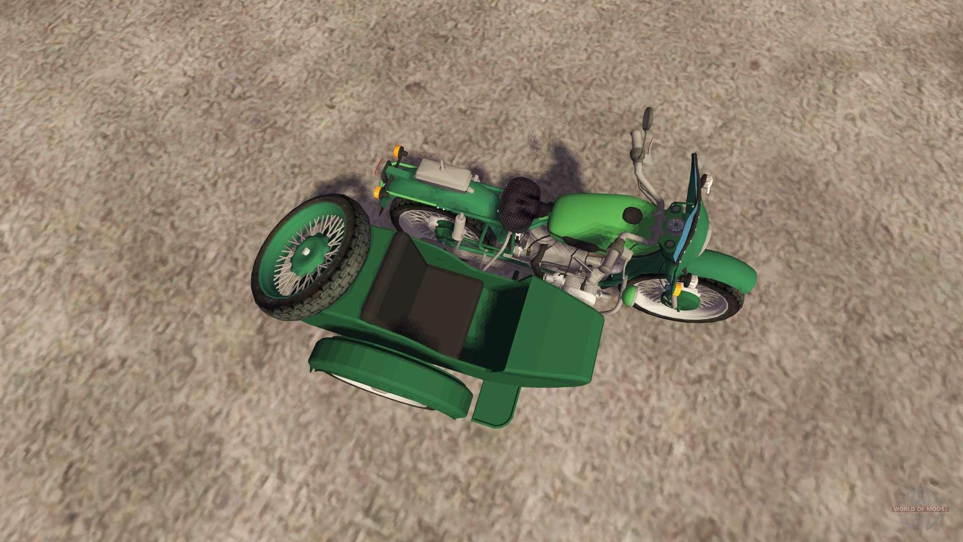 мотоцикл иж с коляской фото #11