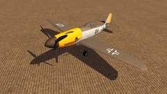 Самолёт Messerschmitt v3.0