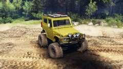 Suzuki Samurai LJ880 green