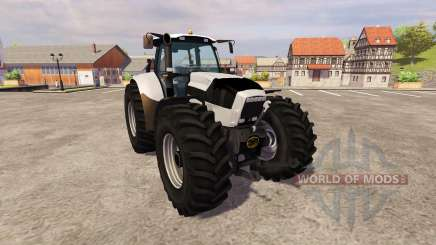 Deutz-Fahr Agrotron X 720 silver для Farming Simulator 2013