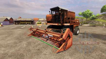 Дон 1500А для Farming Simulator 2013