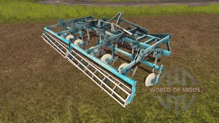 Lemken Smaragd 9-600 для Farming Simulator 2013