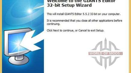GIANTS Editor v5.5.2 32bit для Farming Simulator 2013