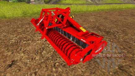 Комбинация культиватора с сеялкой для Farming Simulator 2013